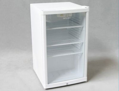 Kuhlschrank 140 Ltr Griffleiste Glas Fruhen Messeservice